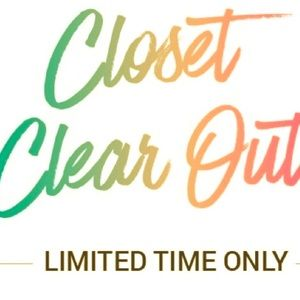 Other - Limited only Closet Clear Out